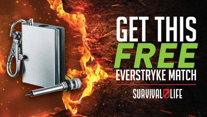 Free Survival Fire Starter